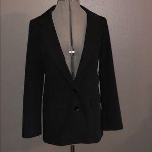 Dark gray blazer, NWT